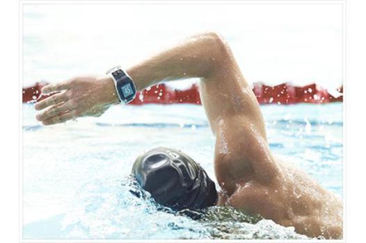montre tomtom natation
