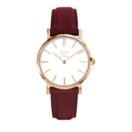 montres femmes bracelet cuir