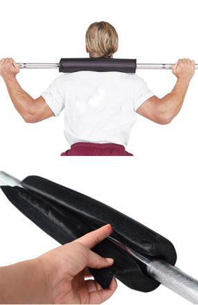 mousse pour barre de squat