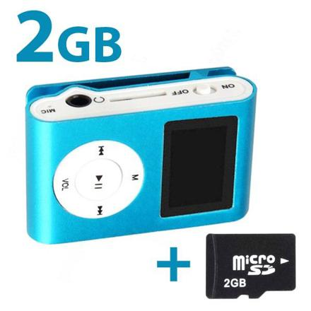 mp3 avec carte sd