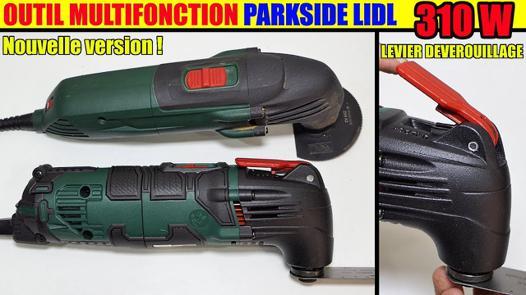 multifonction parkside
