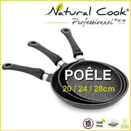 natural cook poele