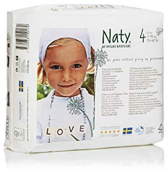 naty taille 4