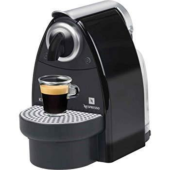 nespresso krups noir