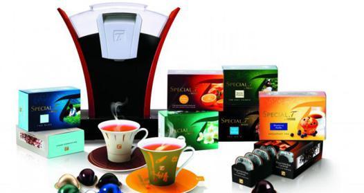 nestlé thé machine