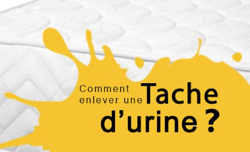 nettoyer l urine sur un matelas