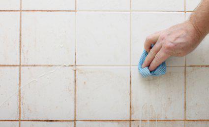 nettoyer moisissure douche