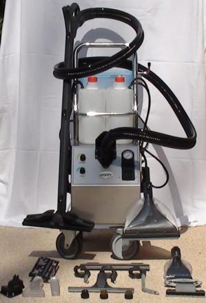 nettoyeur vapeur aspirateur professionnel