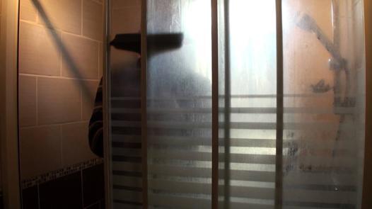 nettoyeur vapeur calcaire douche