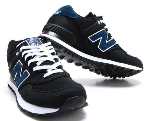 new balance 574 homme noir