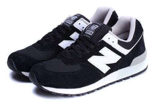 new balance blanche et noir