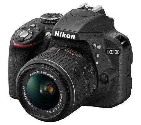 nikon d3300 les numériques