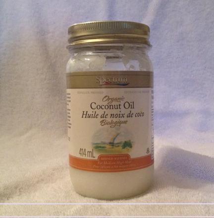 noix de coco pour les cheveux