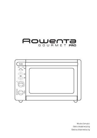 notice rowenta