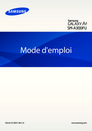 notice samsung galaxy a3