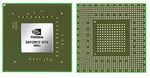 nvidia geforce gtx 960m - 2 go