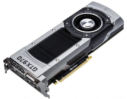 nvidia geforce gtx 970 4 go