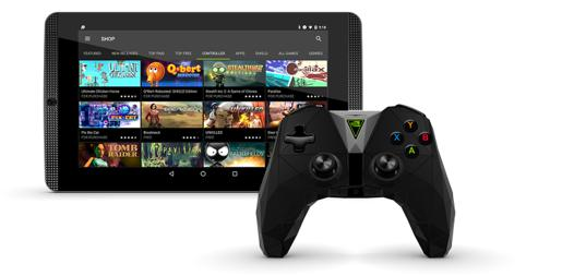 nvidia tablette shield