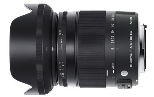 objectif 18 200mm