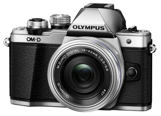 objectif olympus om d e m5