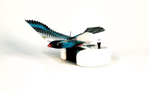 oiseau telecommandé