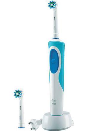 oral b brosse electrique