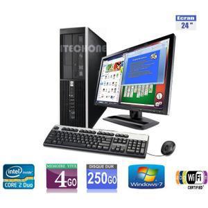 ordinateur de bureau avec wifi