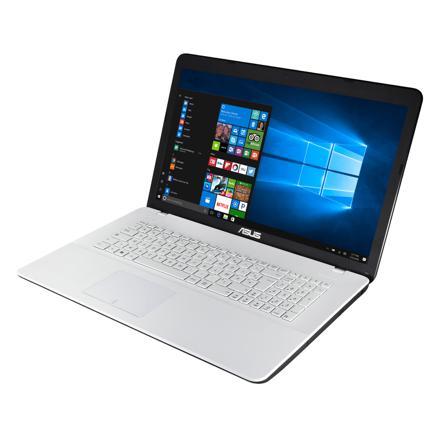 ordinateur portable asus blanc 17 pouces