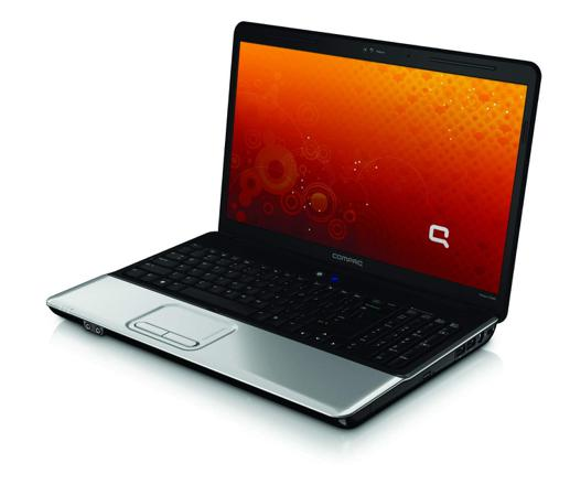 ordinateur portable compaq windows 7