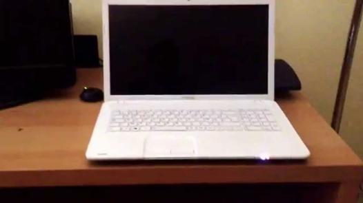 ordinateur portable s allume mais écran noir