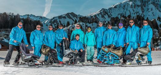 oxygene ski