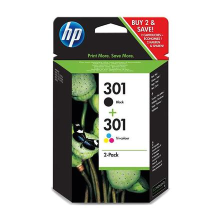 pack cartouche hp 301