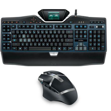 pack clavier souris sans fil gamer