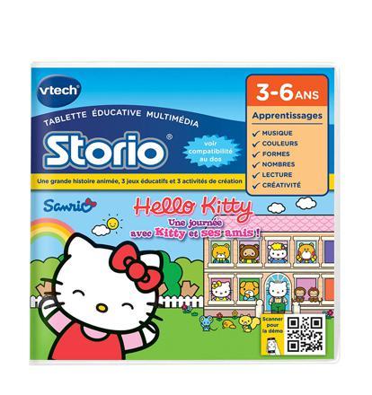 pack jeux storio 2