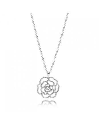 pandora collier rose
