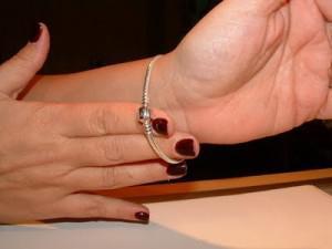 pandora taille bracelet