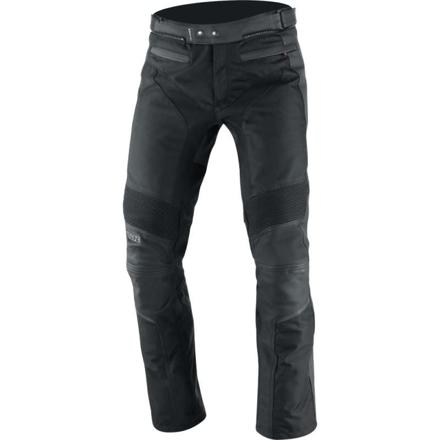 pantalon moto cuir