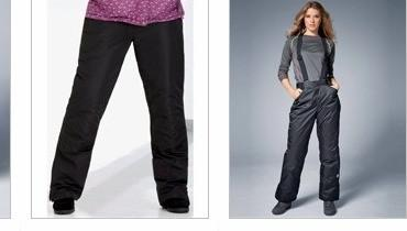 pantalon ski femme taille 46