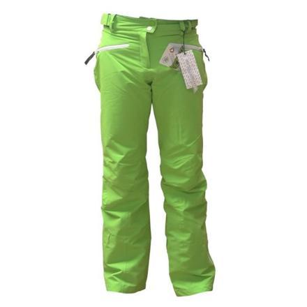 pantalon ski femme vert