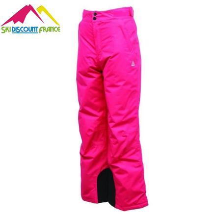 pantalon ski rose