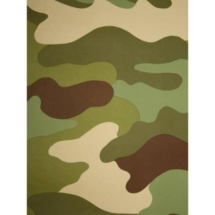 papier peint camouflage