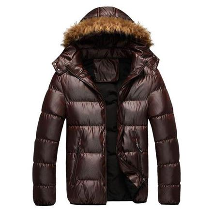 parka luxe homme