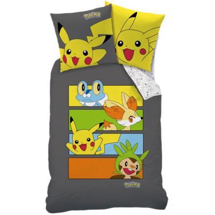 parure lit pokemon