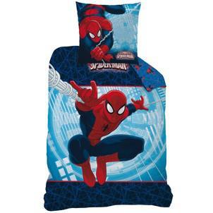parure lit spiderman