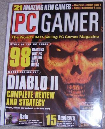 pc gamer 2000
