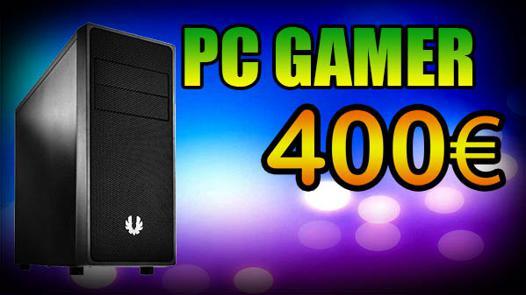 pc gamer 450 euros