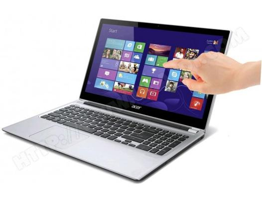 pc portable acer tactile