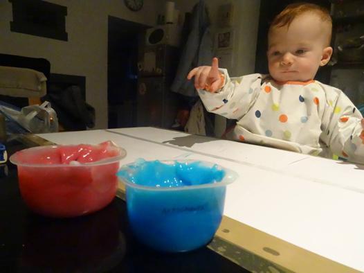 peinture bébé non toxique
