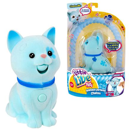 peluches interactives