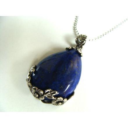 pendentif lapis lazuli veritable